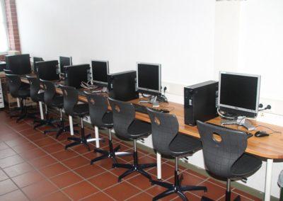Computerraum Ansicht 2