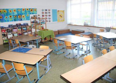 Klassenraum 1b
