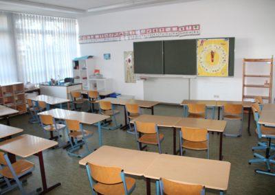 Klassenraum 2a