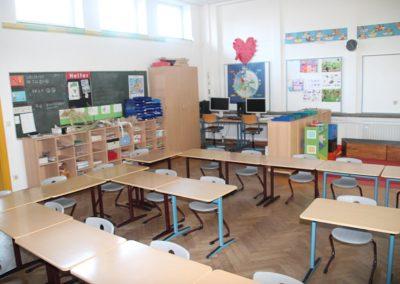 Klassenraum 3a
