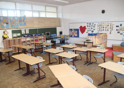 Klassenraum 3b