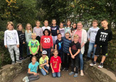 Klasse 4a - Schuljahr 2019/2020
